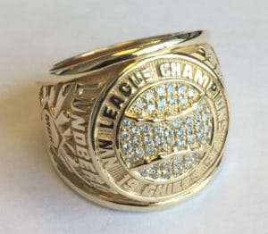 Baseball Championship Ring Redesign