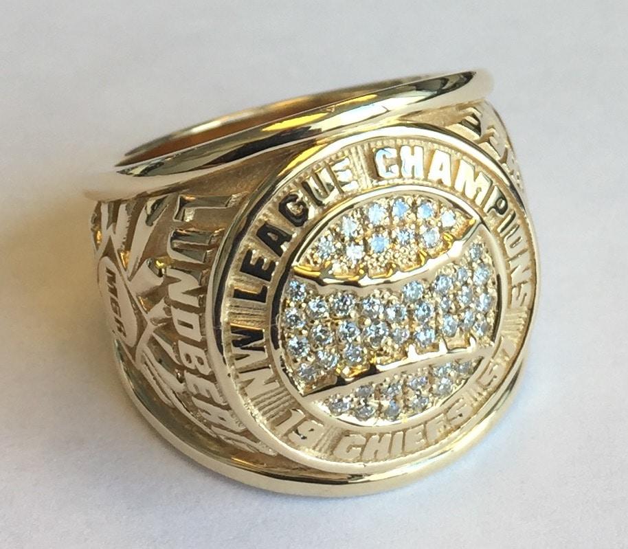 Baseball Championship Ring Redesign