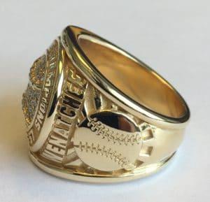 Custom Made Championship Baseball Ring