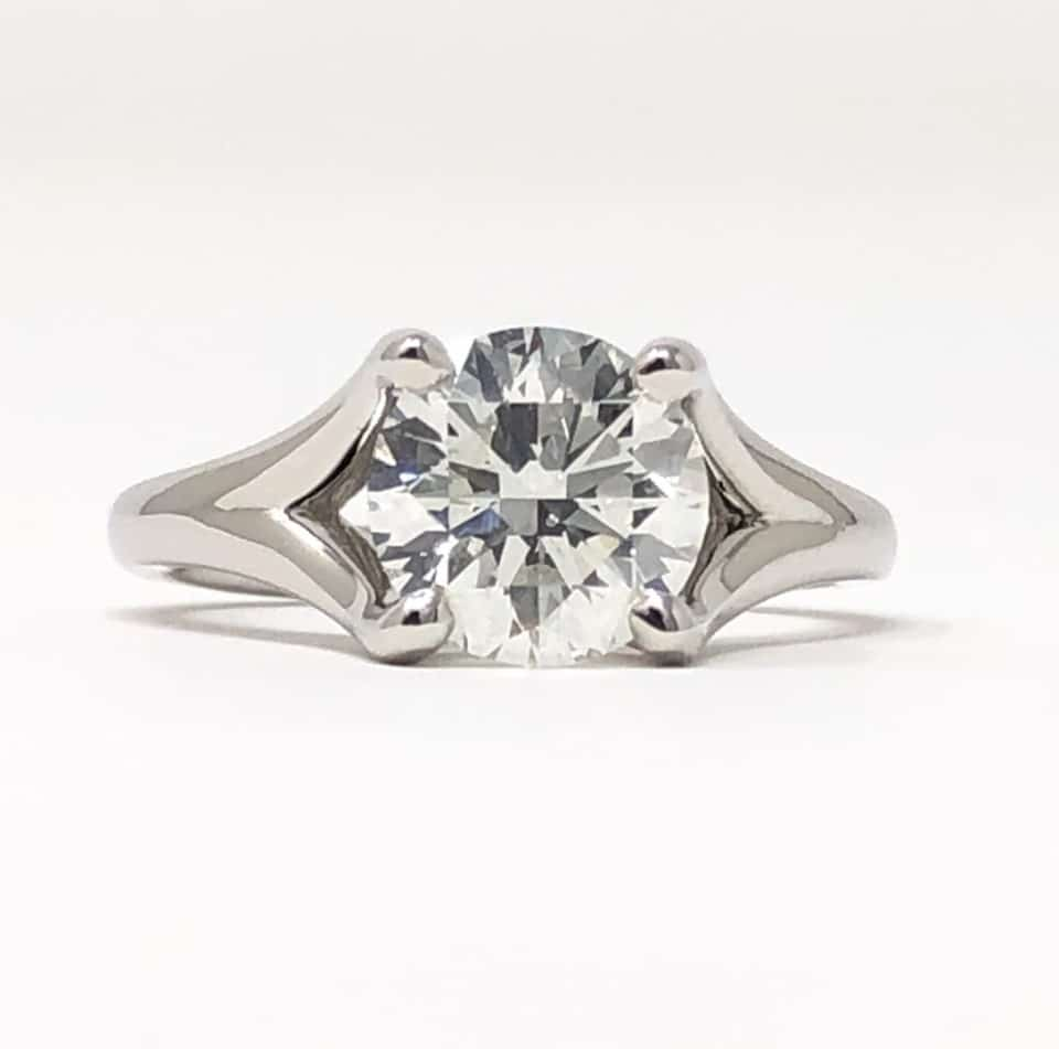 Unique Vintage Engagement Rings Seattle L Wedding Rings
