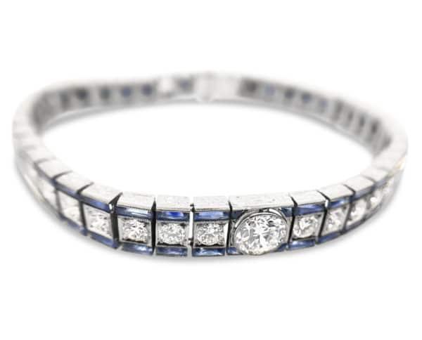 Art Deco Bracelet Full View