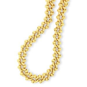 Large Gold Link Chain