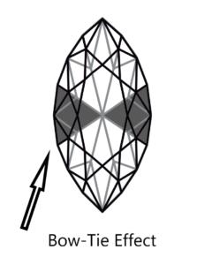 Bow-Tie Marquise Diamond