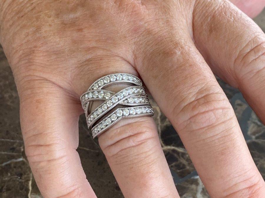 Custom Made Right Hand Ring